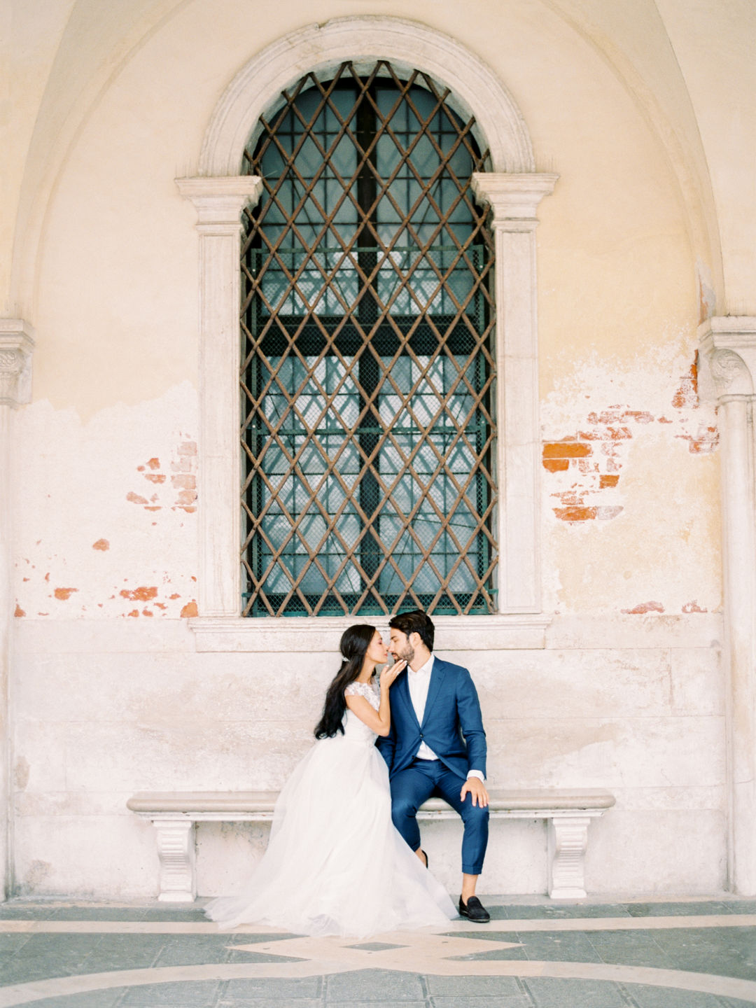 Francesco and Chloe, Venice